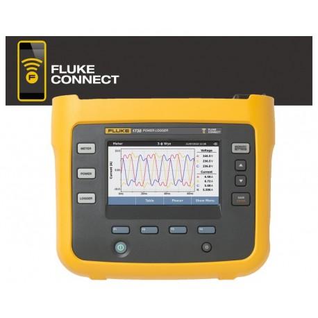 Fluke 1738 Basic - analyzátor kvality sítě