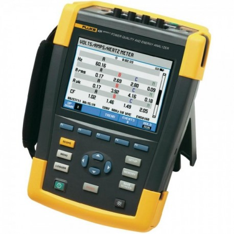 Fluke 435-II - analyzátor kvality sítě