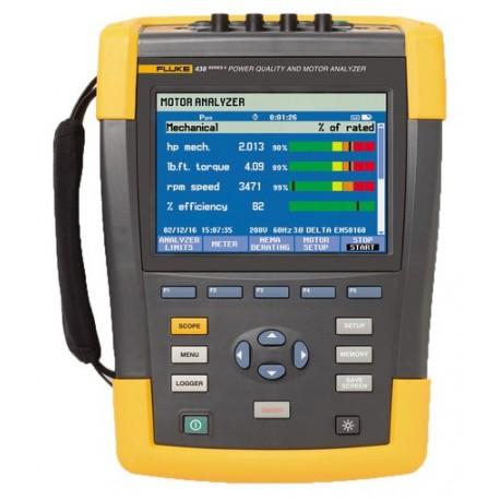 Fluke 438-II - analyzátor kvality sítě