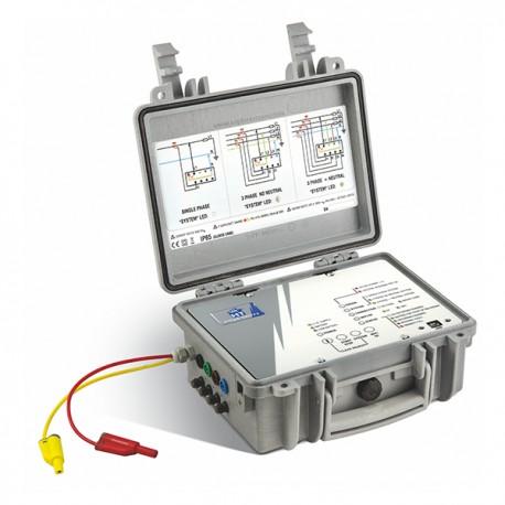HT Instruments PQA820 - analyzátor kvality sítě