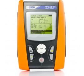 HT Instruments PVCHECKs - tester fotovoltaických panelů