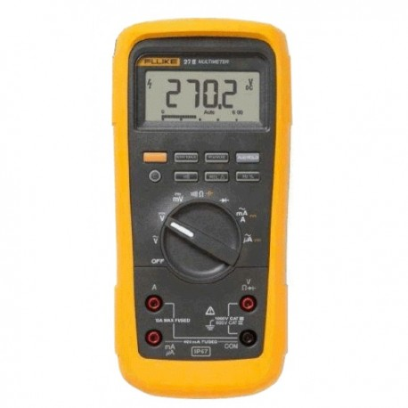 Fluke 27 II - multimetr
