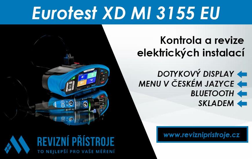 Eurotest XD MI 3155 ST/EU